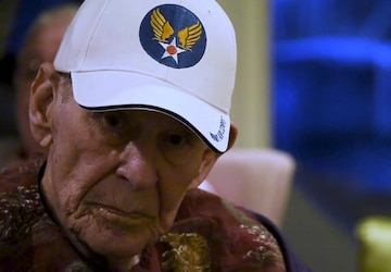 Ret. Maj Joseph Cullen's 95th Birthday