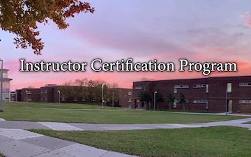 What is the Instructor Certification Program