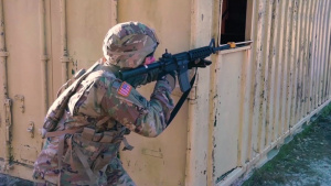 South Carolina National Guard Best Warrior Competition 2020