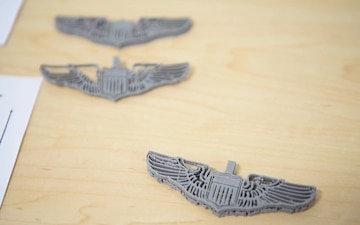 Dyess AFB Library 3D Printer
