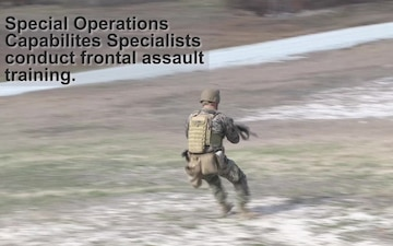 SOCS train in advanced tactical skills to support SOF