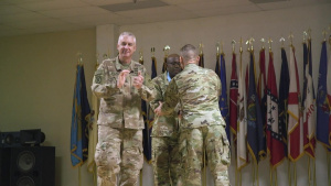 Staff Sgt. Jamille C. Roberts, Sgt. Audie Murphy Club Induction