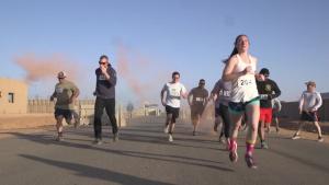 Agadez Color Run