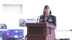 SMSgt DeMorgan Jr remembrance ceremony