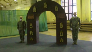 NCO Corps welcomes new noncommissioned officers in ceremony