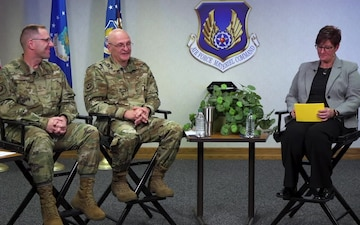 AFMC virtual town hall updates command, focuses on readiness