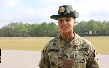 The Making of a Drill Sergeant: On the Trail