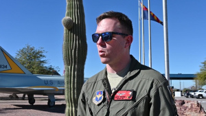 173rd Fighter Wing travels to Tucson to support aspiring F-16 pilot training