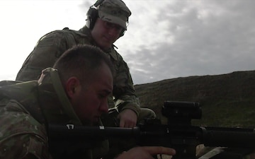 382nd Military Police Detachment trains with Romanian Armed Forces