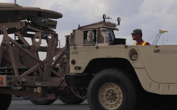 3rd Infantry Division conducts convoy operations in support of Defender Europe 20