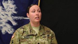 South Carolina National Guard Sgt. Chelsea Baker Know Your Mil