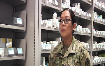 Sgt Leah Pineda Interview