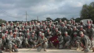 South Carolina National Guard Capt. Grace Parsons Know Your Mil