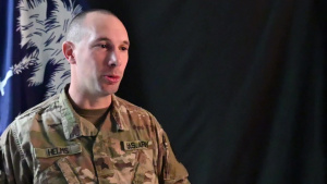 South Carolina National Guard Sgt. David Helms Know Your Mil