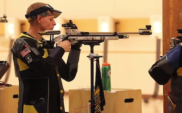Fort Benning Soldiers compete in Olympic Trials