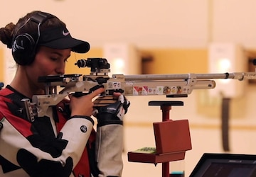 Soldiers seek spots on Team USA in 10m Air Rifle event