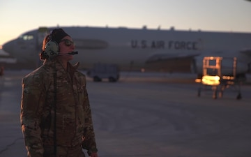 552d Air Control Wing Participates in Red Flag 20-1
