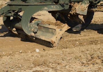Let's Get Building! | U.S. Marines with 9th ESB conduct heavy equipment field exercise.