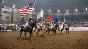 Military Appreciation Night at the San Angelo Stock Show & Rodeo