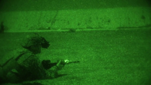 Charger Company conducts live-fire training