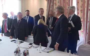 NATO Secretary General bilateral meeting with US Congressional Delegation