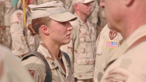 Looking Back at Sgt Leigh Ann Hester
