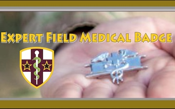 The Surgeon General of the Army, Lt. Gen. R. Scott Dingle, discusses the Expert Field Medical Badge
