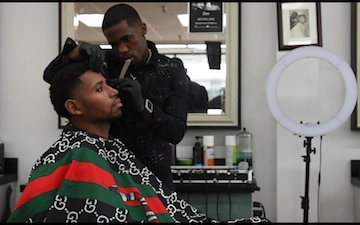 Warrens Barbershop