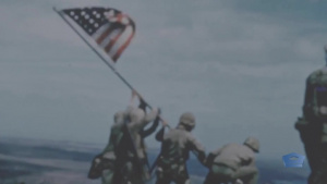 Marine Iwo Jima Message