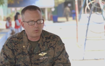 Cobra Gold 20: U.S. Navy Lt. Cmdr. Cloer discusses Cobra Gold 2020 *Interview*