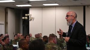 Shaw AFB hosts Trauma Informed Response Workshop