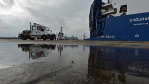 ARC Endurance Arrives in Bremerhaven, Germany