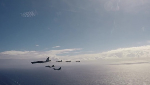 CN20 8-Ship Joint Coalition Aerial Formation story