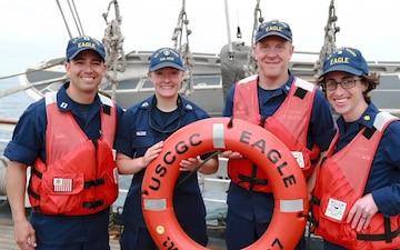 Coast Guard Reserve 79th Birthday
