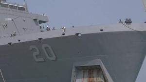 Royal Thai Navy welcomes USS Green Bay (LPD 20)