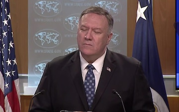 Secretary of State Pompeo Remarks to the Media