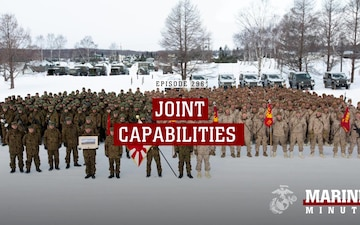 Marine Minute: Joint Capabilities
