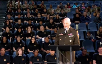 Nationwide Oath of Enlistment Ceremony