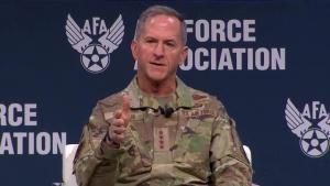 2020 Air Warfare Symposium Day 1 - General Goldfein and CMSAF Wright Remarks