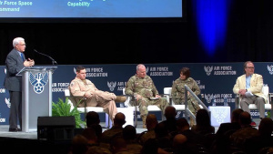 2020 Air Warfare Symposium Day 1: MDO and Space Capabilities Integration