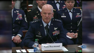 Space Force, Stratcom Officials Testify on Strategic Forces Posture