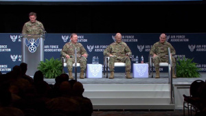 2020 Air Warfare Symposium, Day 1: USAF Current Operations