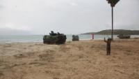 Cobra Gold 20: U.S. Royal Thai Marines conduct amphibious beach landing