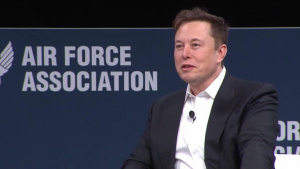 2020 Air Warfare Symposium Day 2 - Fireside Chat: Elon Musk