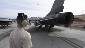 180th Fighter Wing Participates in Green Flag-West