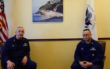 Message from Coast Guard 13th District Leadership on COVID-19