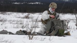 Arctic Edge Airborne Operation B-Roll Part 1 of 2