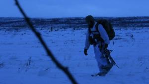 Arctic Edge Airborne Ground Trek B-Roll