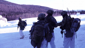 AE20: Marines and soldiers conduct a raid near the Arctic Circle
