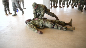 Basic Military Training establishes Tactical Combat Casualty Care course for all Airmen